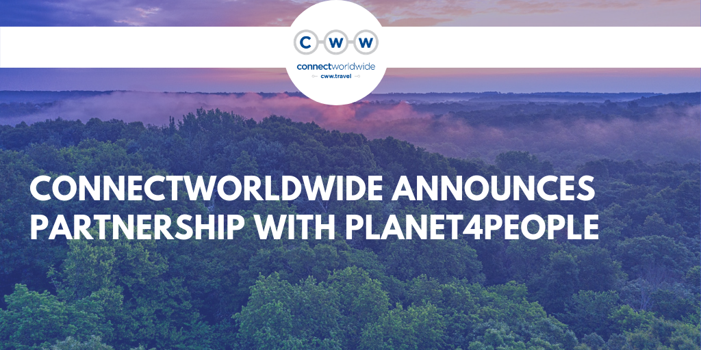 connectworldwide-planet4people partnership