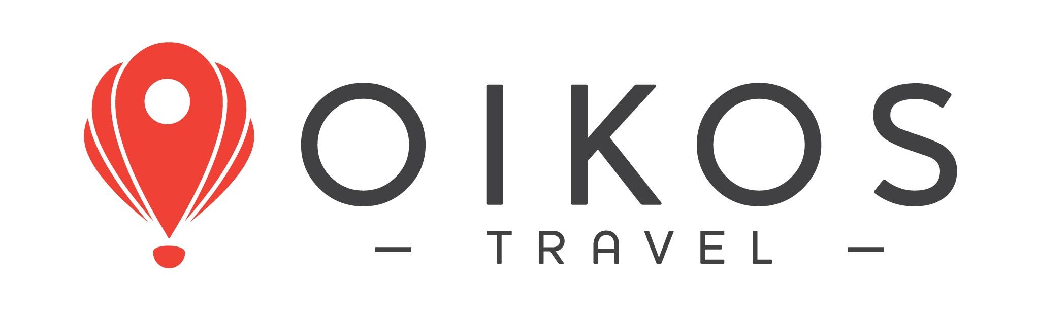 oikos travel logo